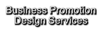 Business Promotion Design Services